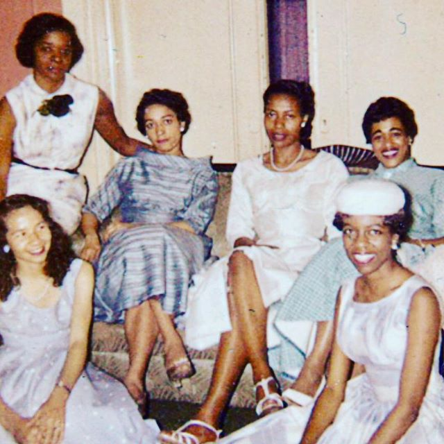 #internationalwomensday 1957 #Harlem Past informs future & #thefutureisfemale | the  Lady OG's NYC...#familyaffair #connected #staywoke #blackwomen #knowyourhistory #getright #manylivesmanymasters