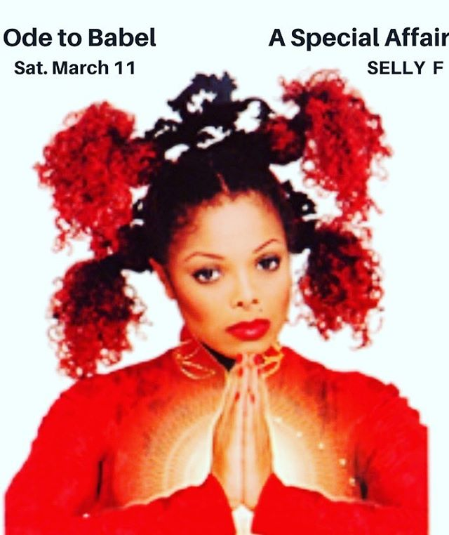 Sat. 3/11 They say it might get cold... We say let's keep it #hot...#odetobabel #saturday #togetheragain #janetjackson #soul #hiphop #naija #reggae #specialtycocktails #crownheights #blackwomen #thefutureisfemale #musicislove