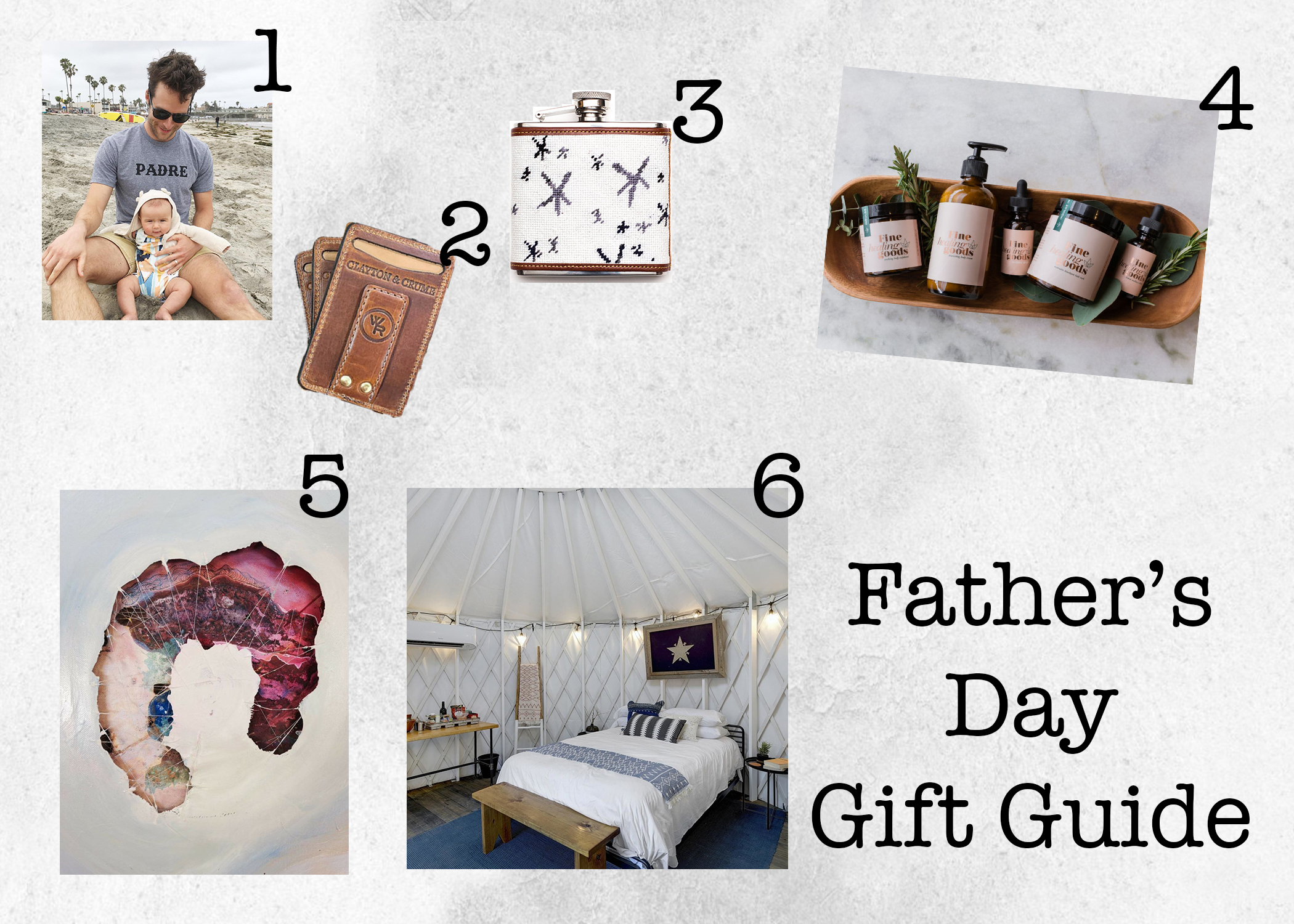 Father's Day Gift Guide - read more...