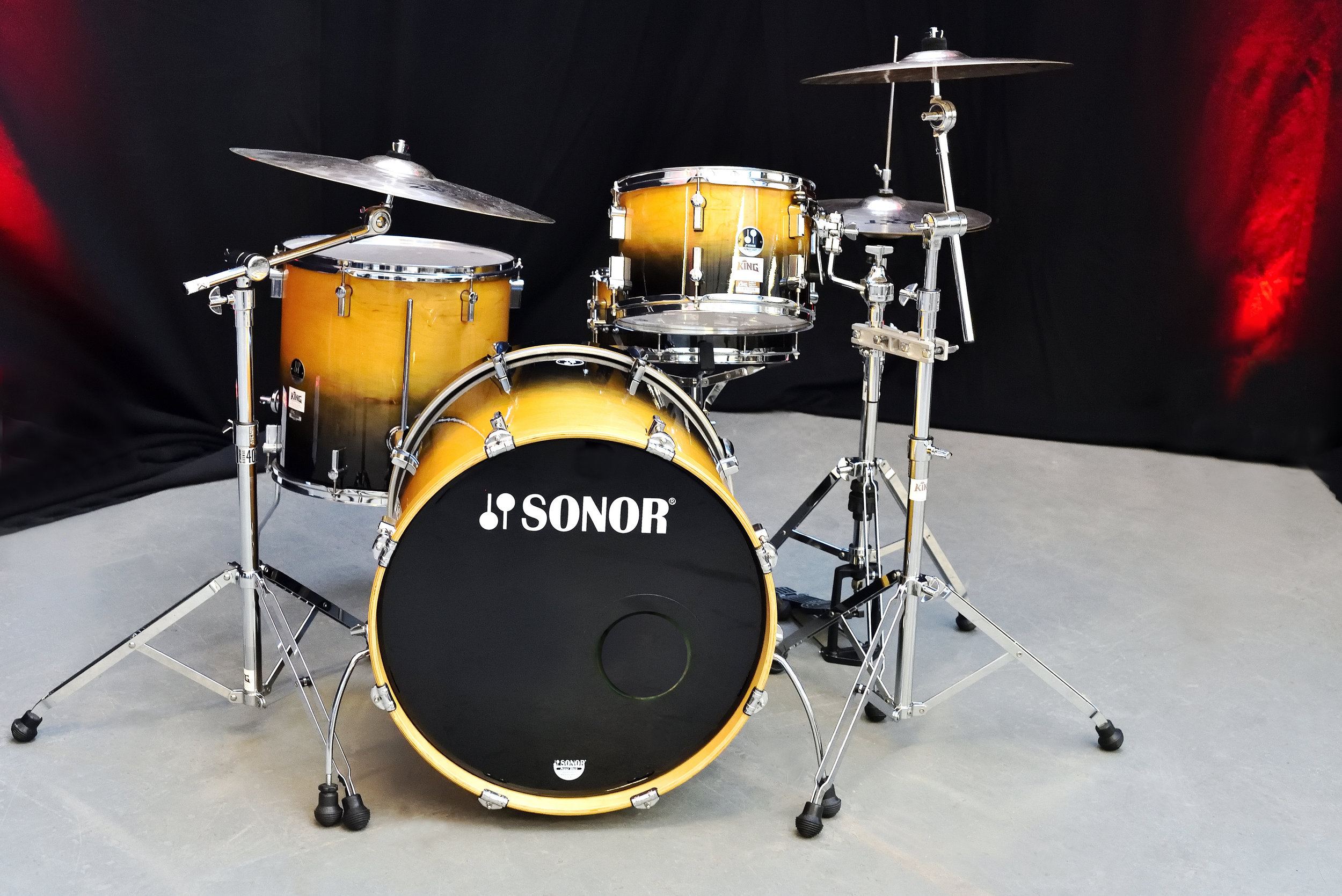 Sonor Force 2007 -