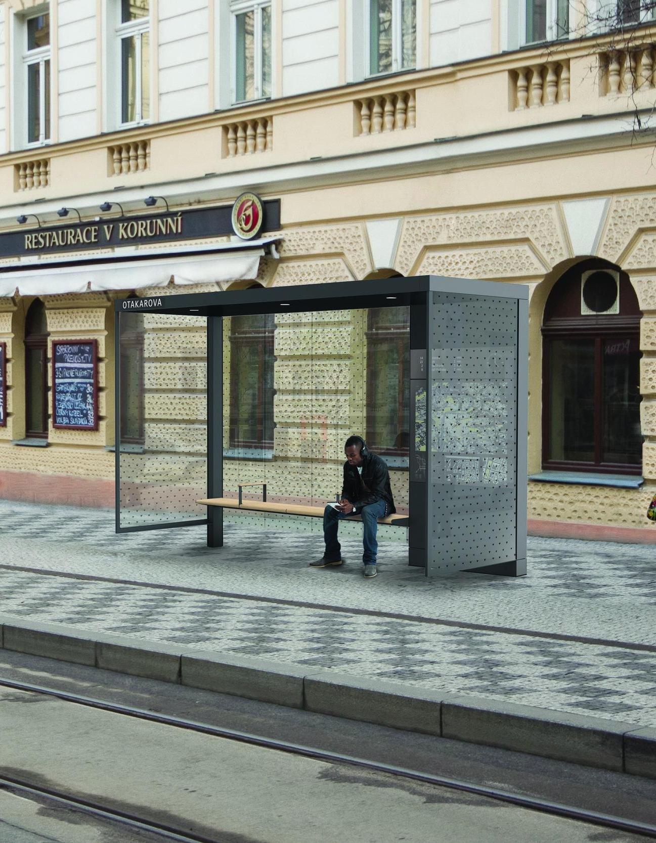 Prague shelter - competition