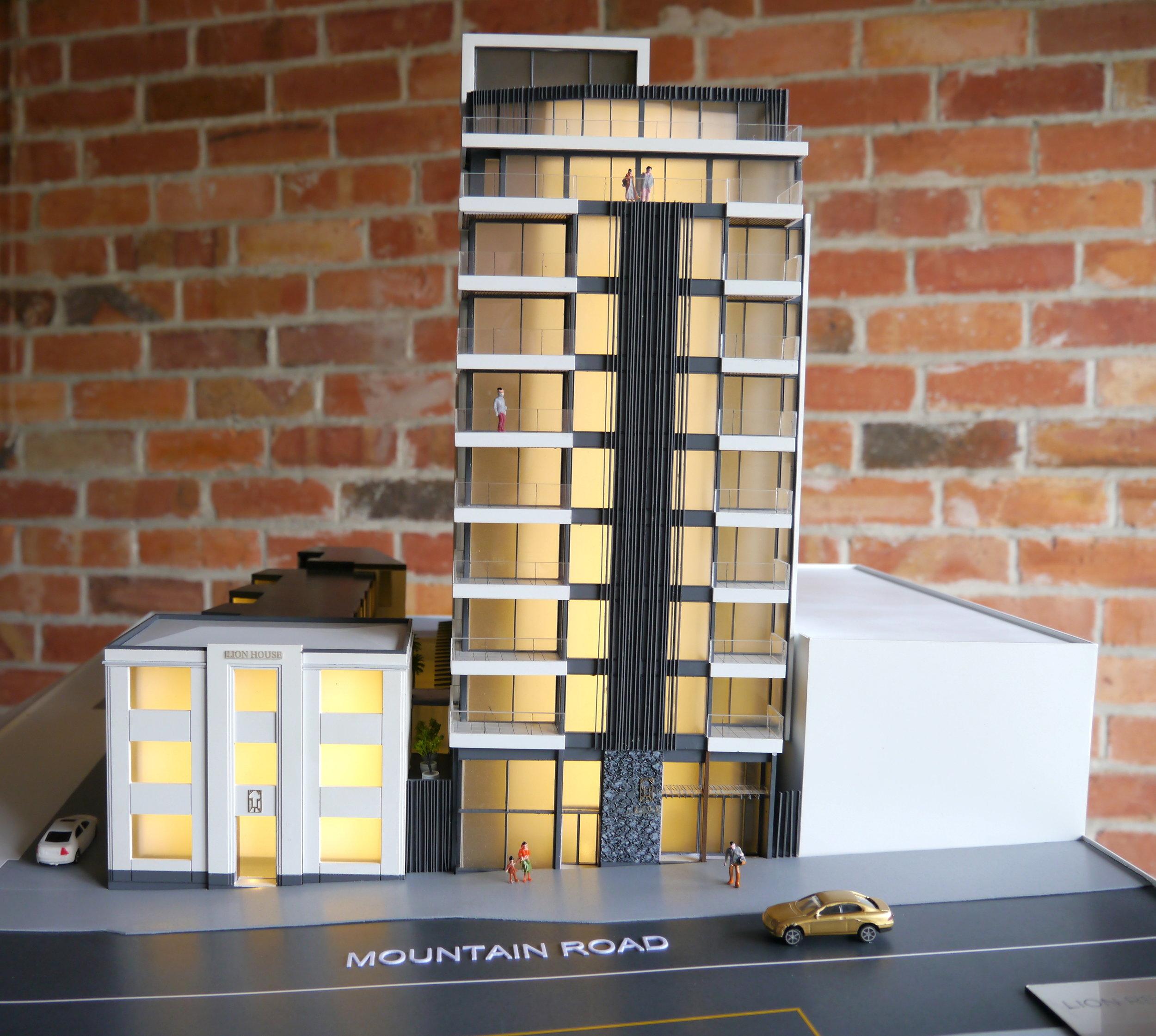 Lion Residencies Model - The Model Workshop - 1.JPG