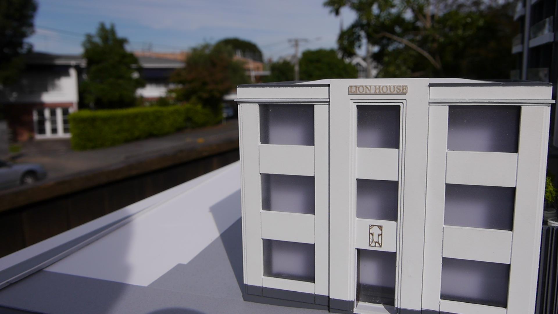 Lion Residencies Model - The Model Workshop 6.JPG