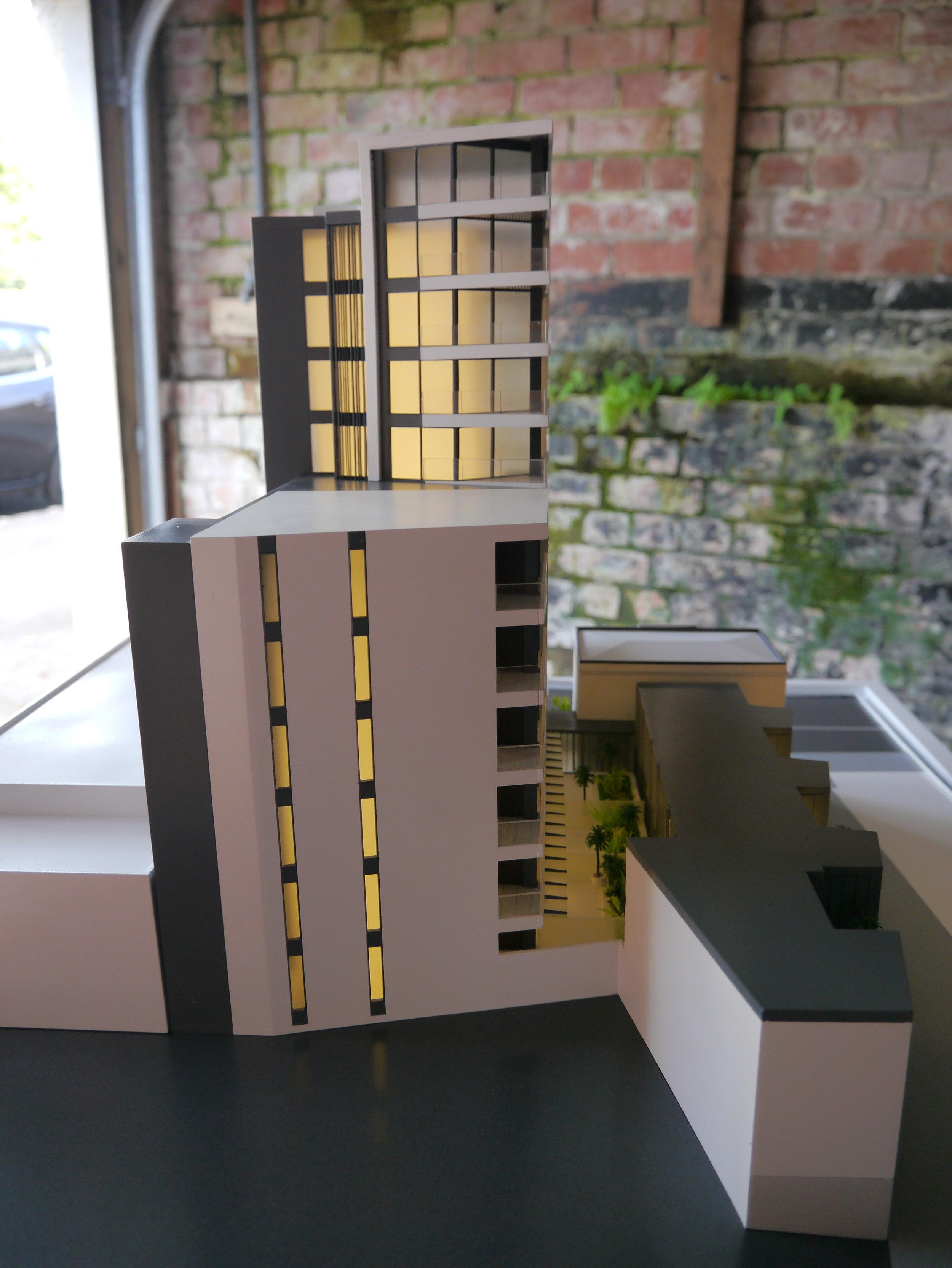 Lion Residencies Model - The Model Workshop 12.JPG