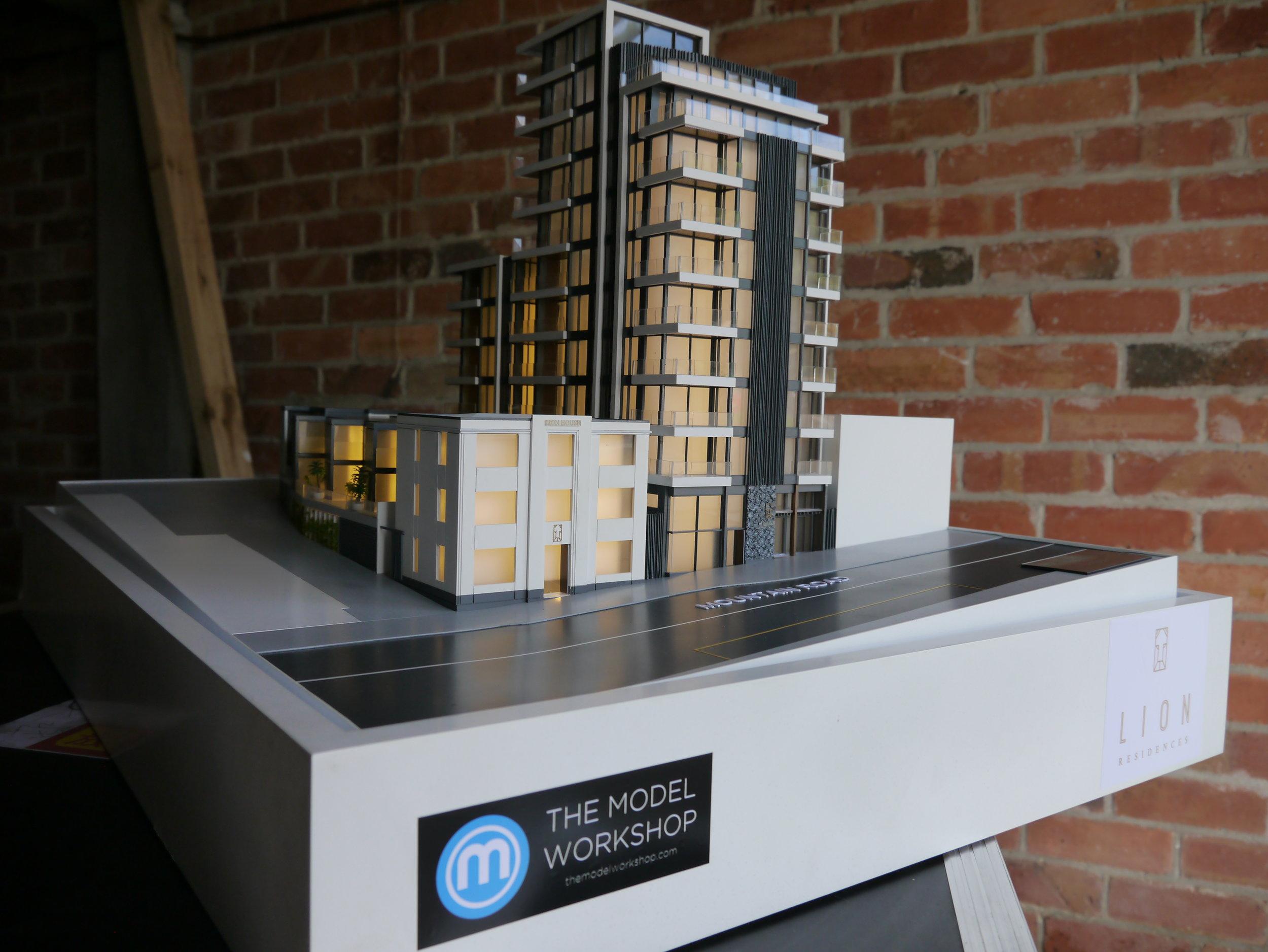 Lion Residencies Model - The Model Workshop 21.JPG