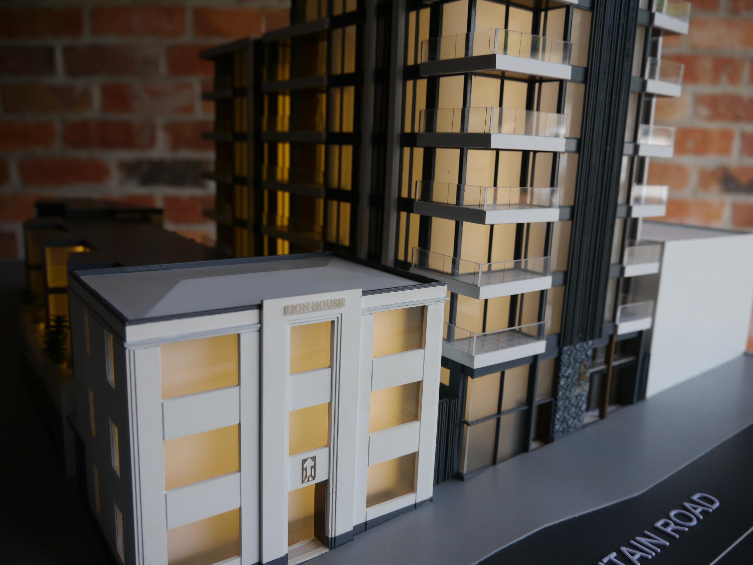 Lion Residencies Model - The Model Workshop 26.JPG