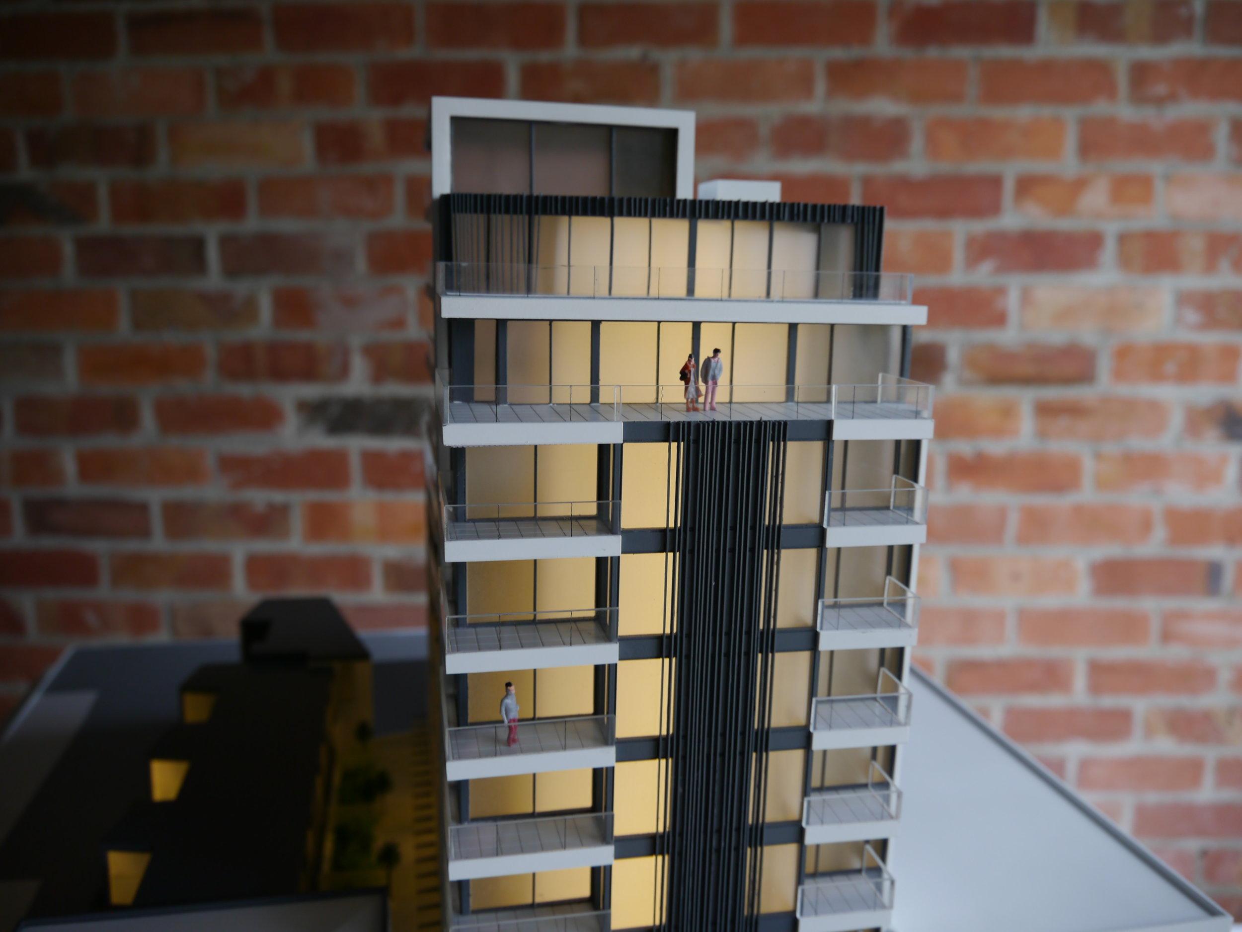 Lion Residences Model  - The Model Workshop 35.JPG