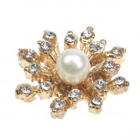 Poppet Pearl Gold