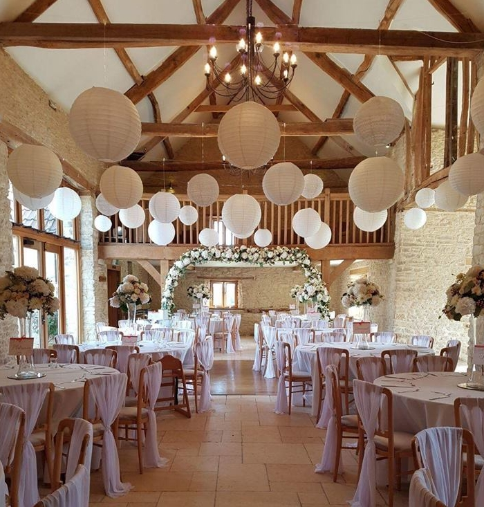 The Cotswold Wedding Co. - We've been working with Lyla since 2018 and have been increasingly impressed by the quality of her work when it comes to dressing venues.Click the button below to find out just how talented she is!