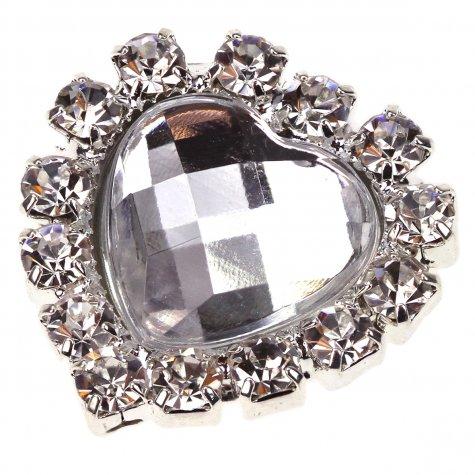Diamante Heart