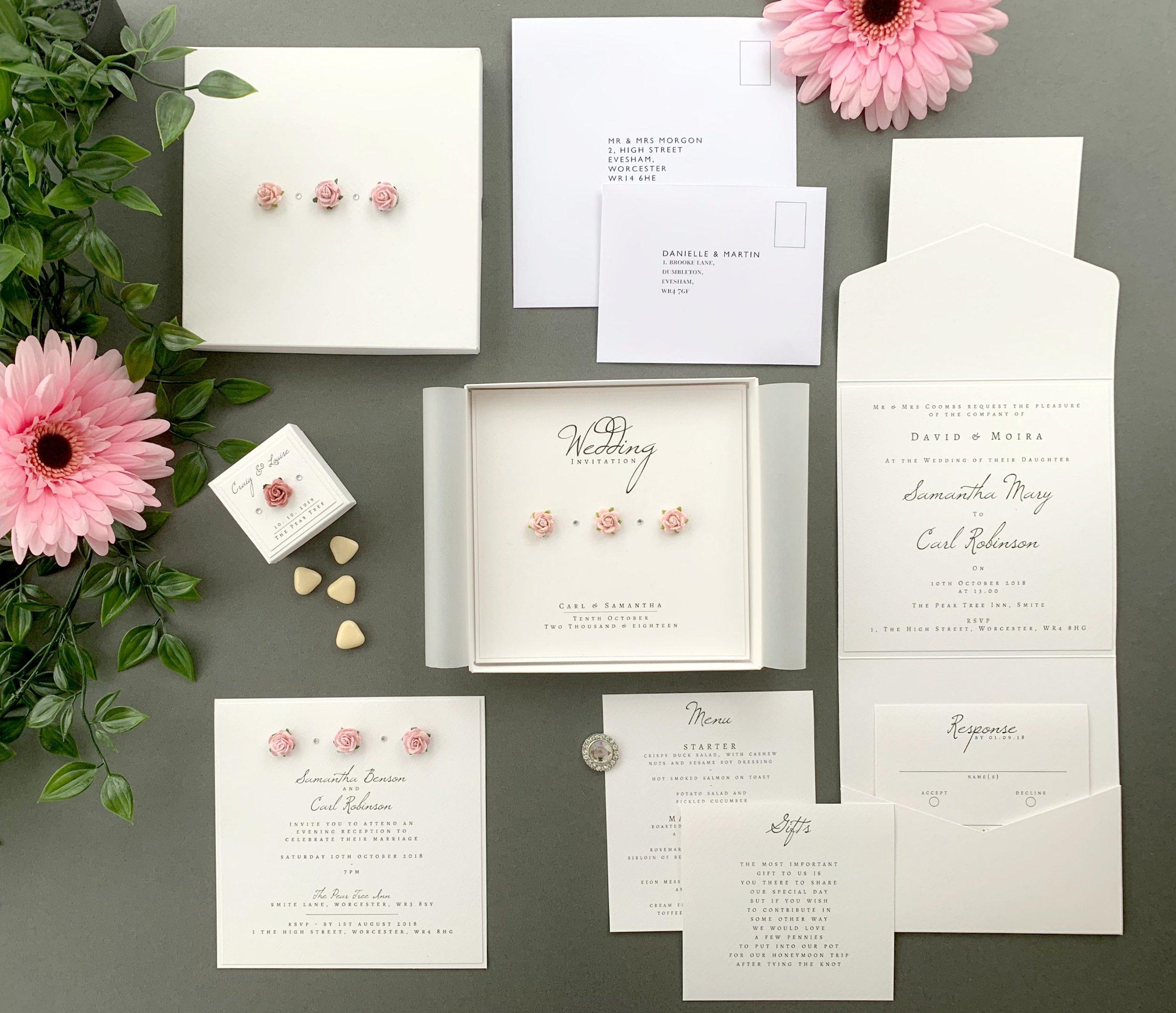 Eos Invitation Collection
