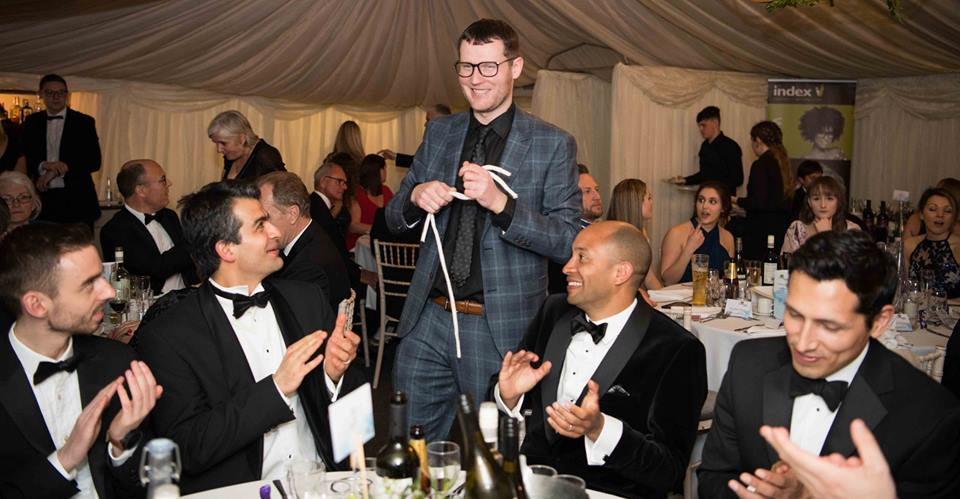 Patrick Aitchison - Magician - How did he do that?!That's what you want out of a close-up magician and Patrick will make sure your response is just that!