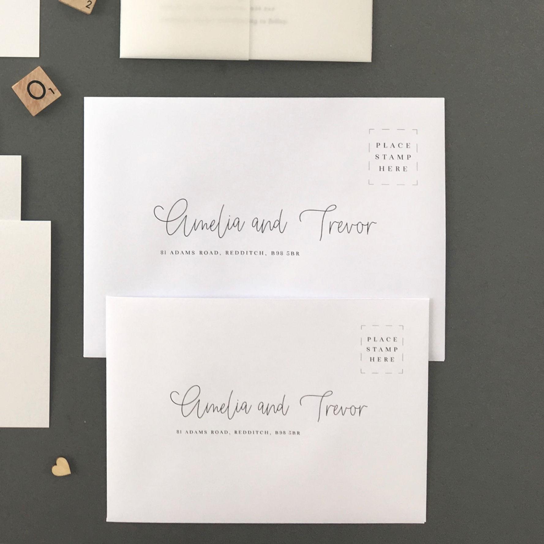 Green Park Envelopes