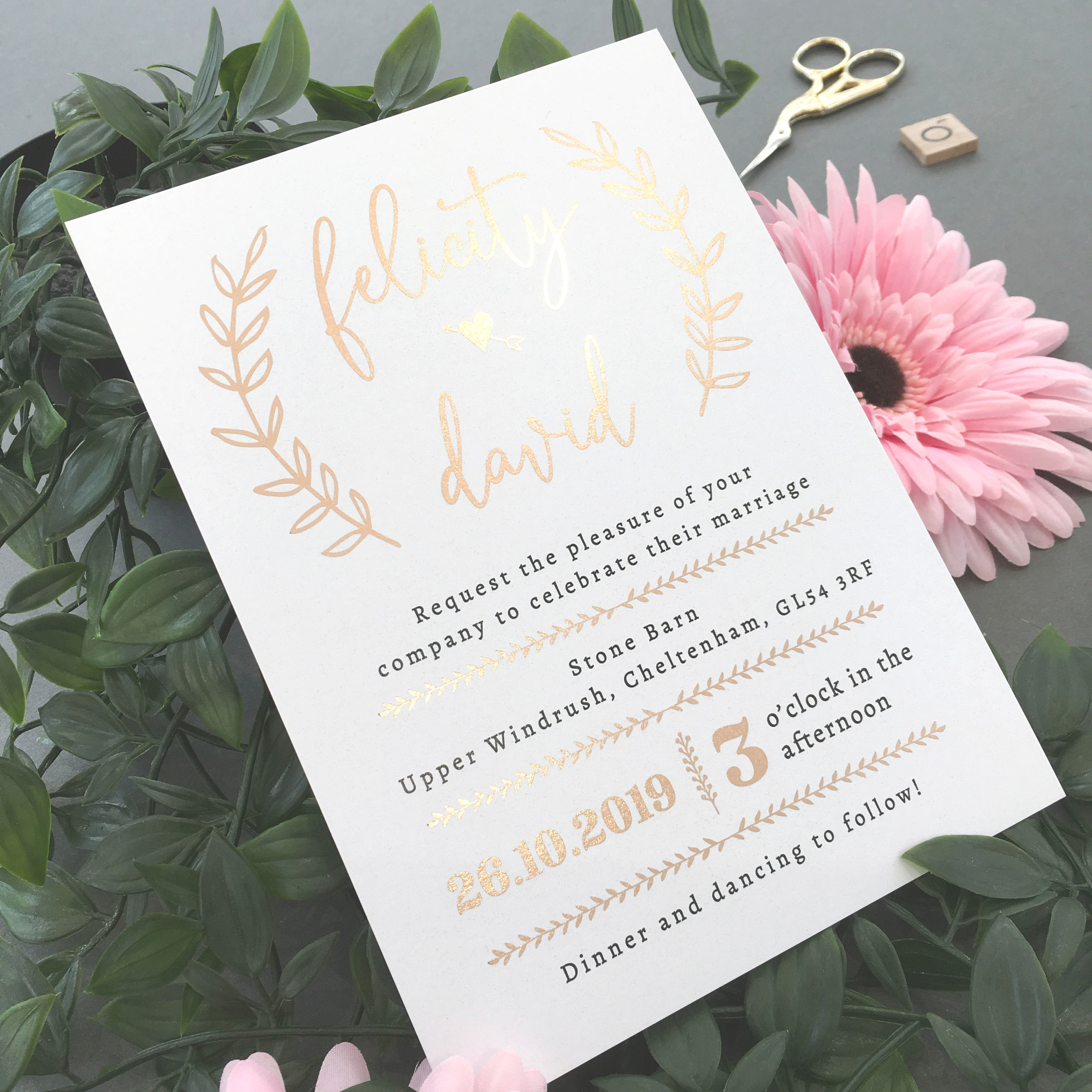 Poplar - Rose Gold Foiled Invite.jpg