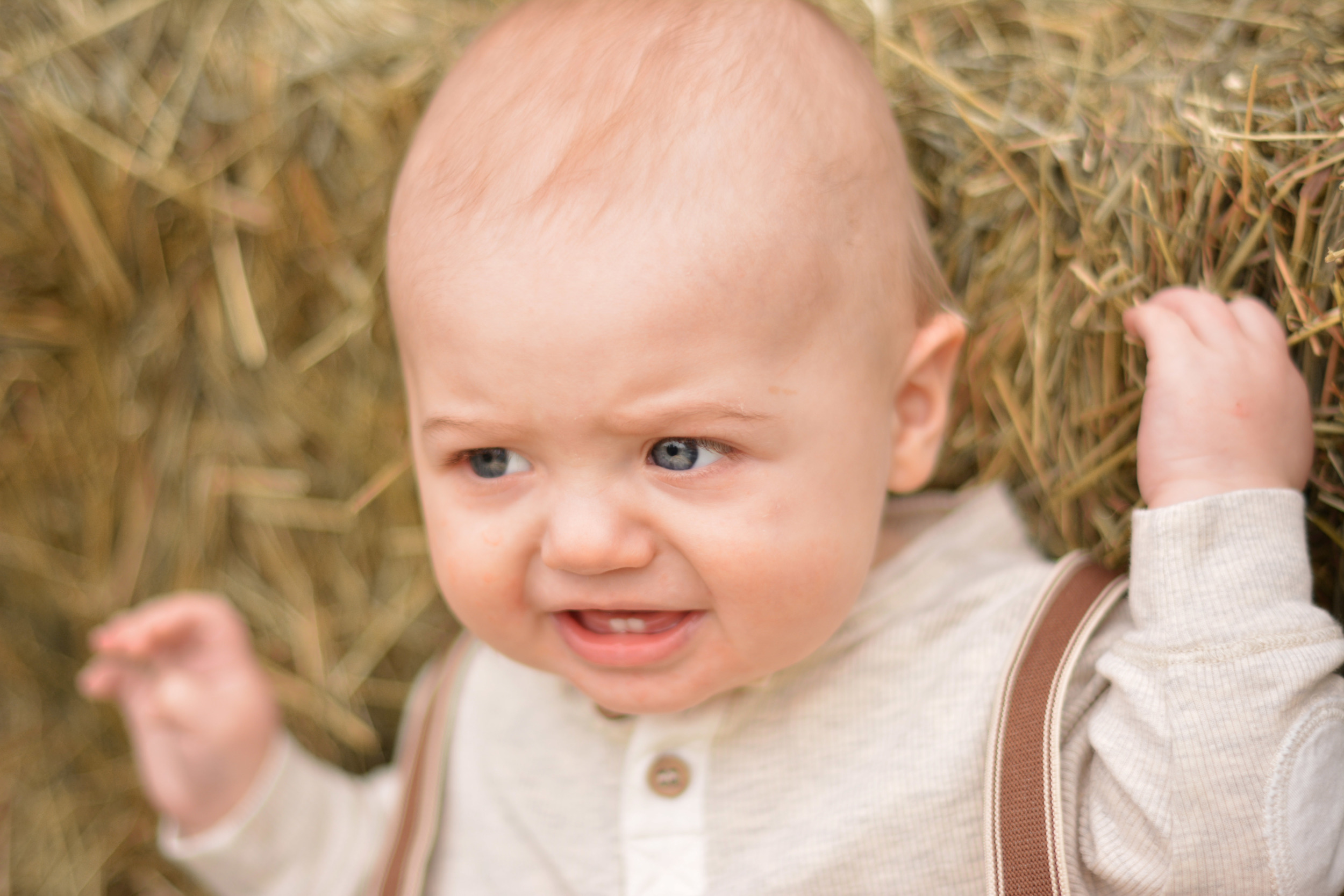 He was such a sweet funny little boy! Can't Wait to capture more photos of this adorable little man in the future!