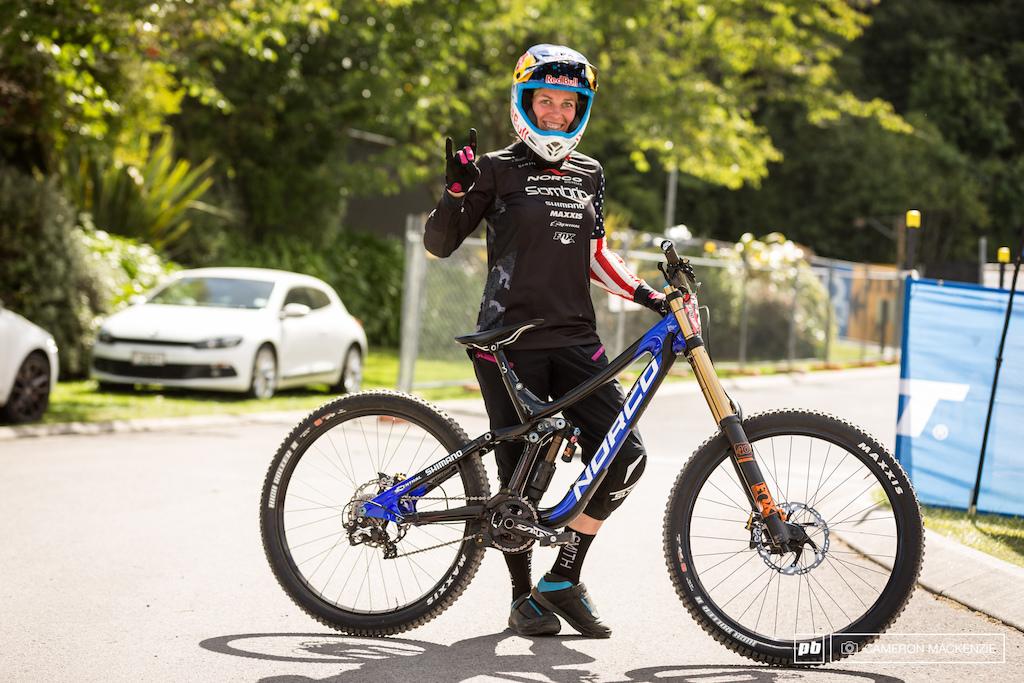 Pinkbike Photo : Aurum bike check