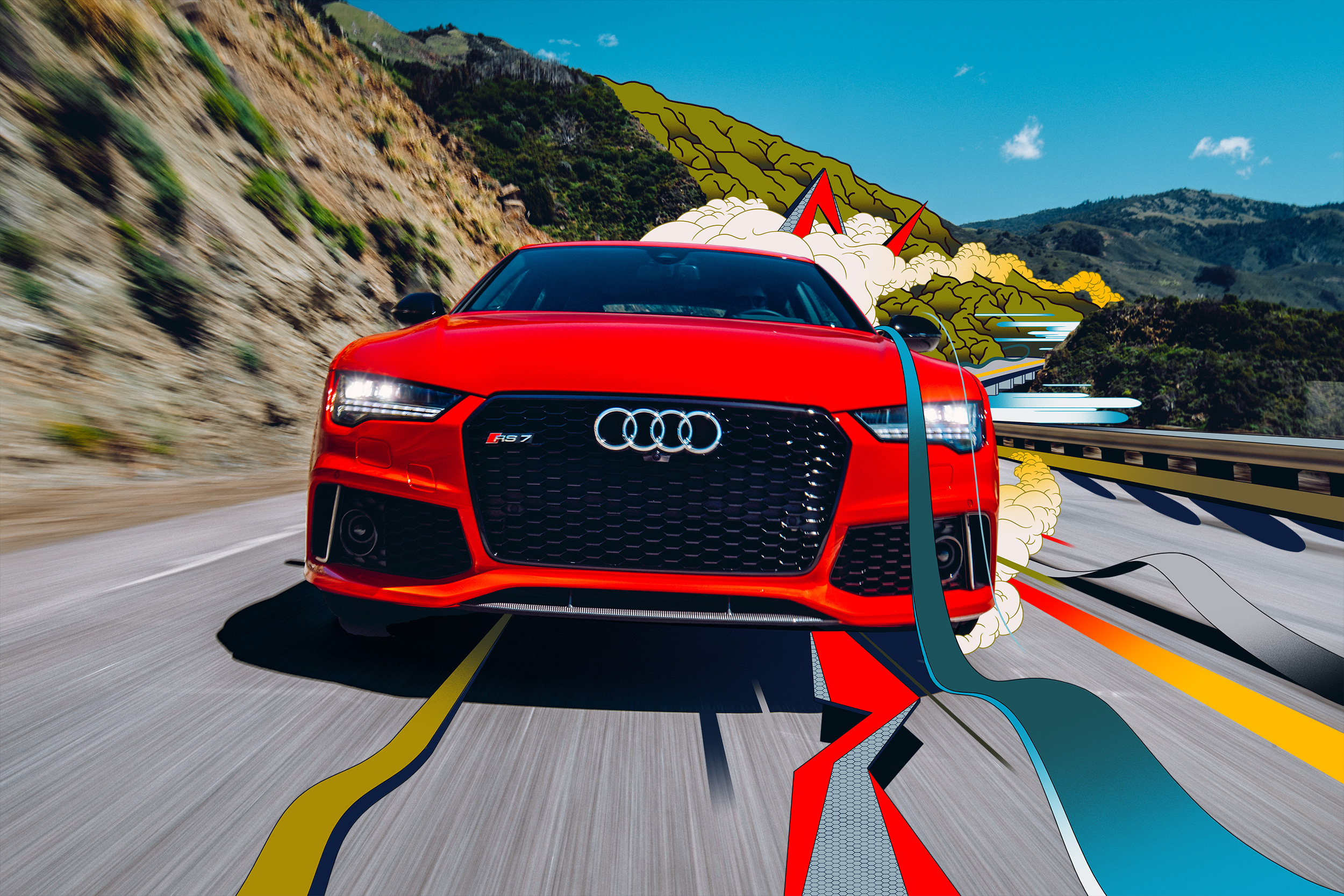 RS 7 - Planet Speed
