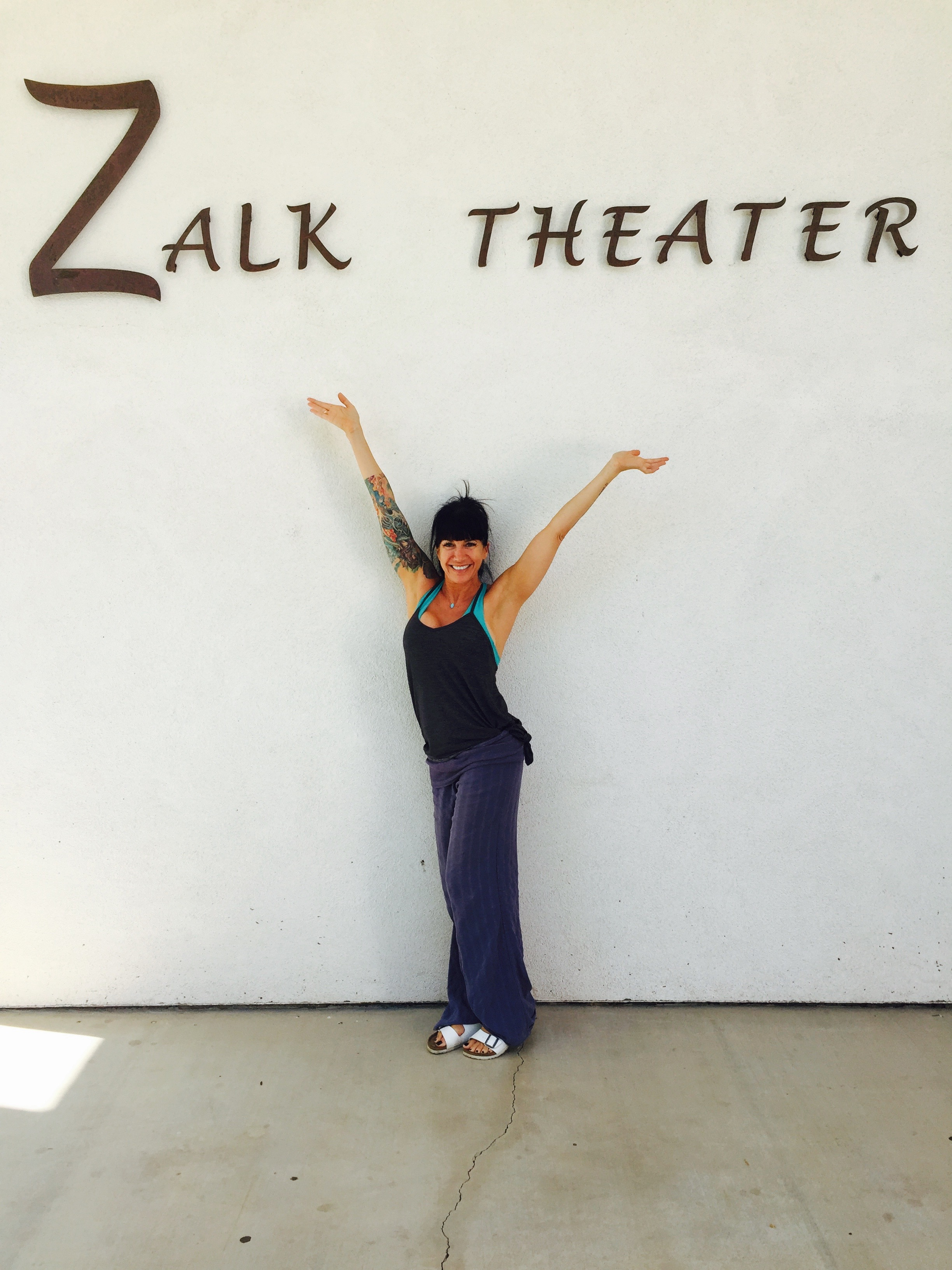 Happy Valley School/ Ojai, Zalk Theater.