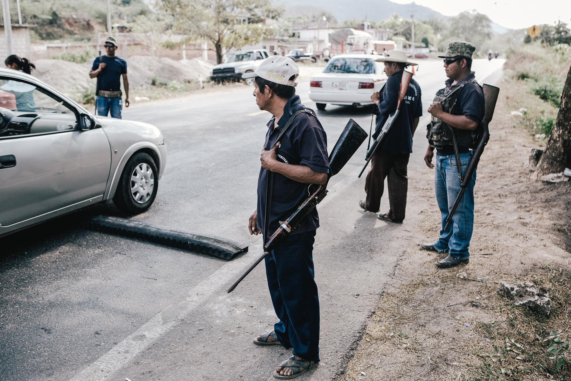 Guerrero, Mexico. February 2015.
