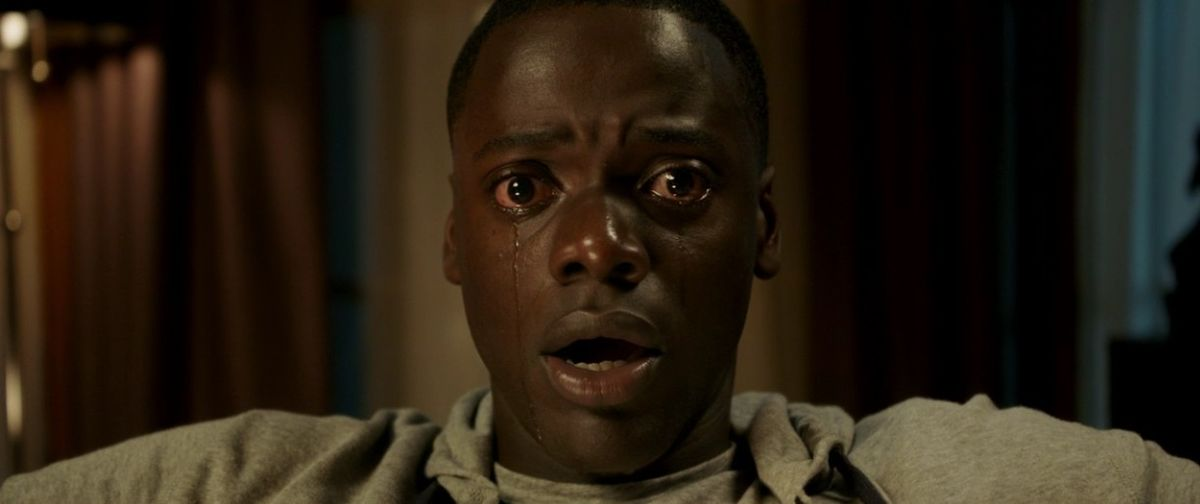 A still from the film Get Out (2017) courtesy of Wikimedia Commons.