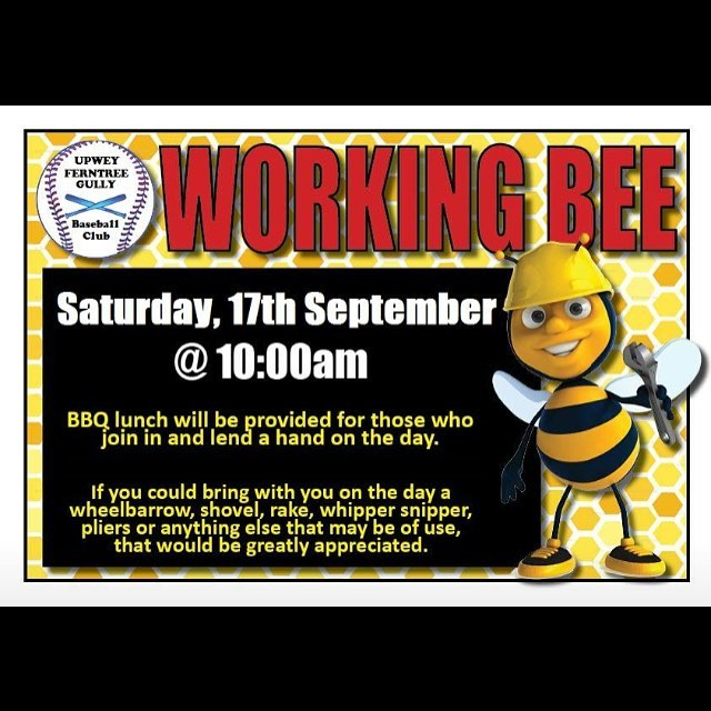 Don't forget this Saturday 17th September 2016