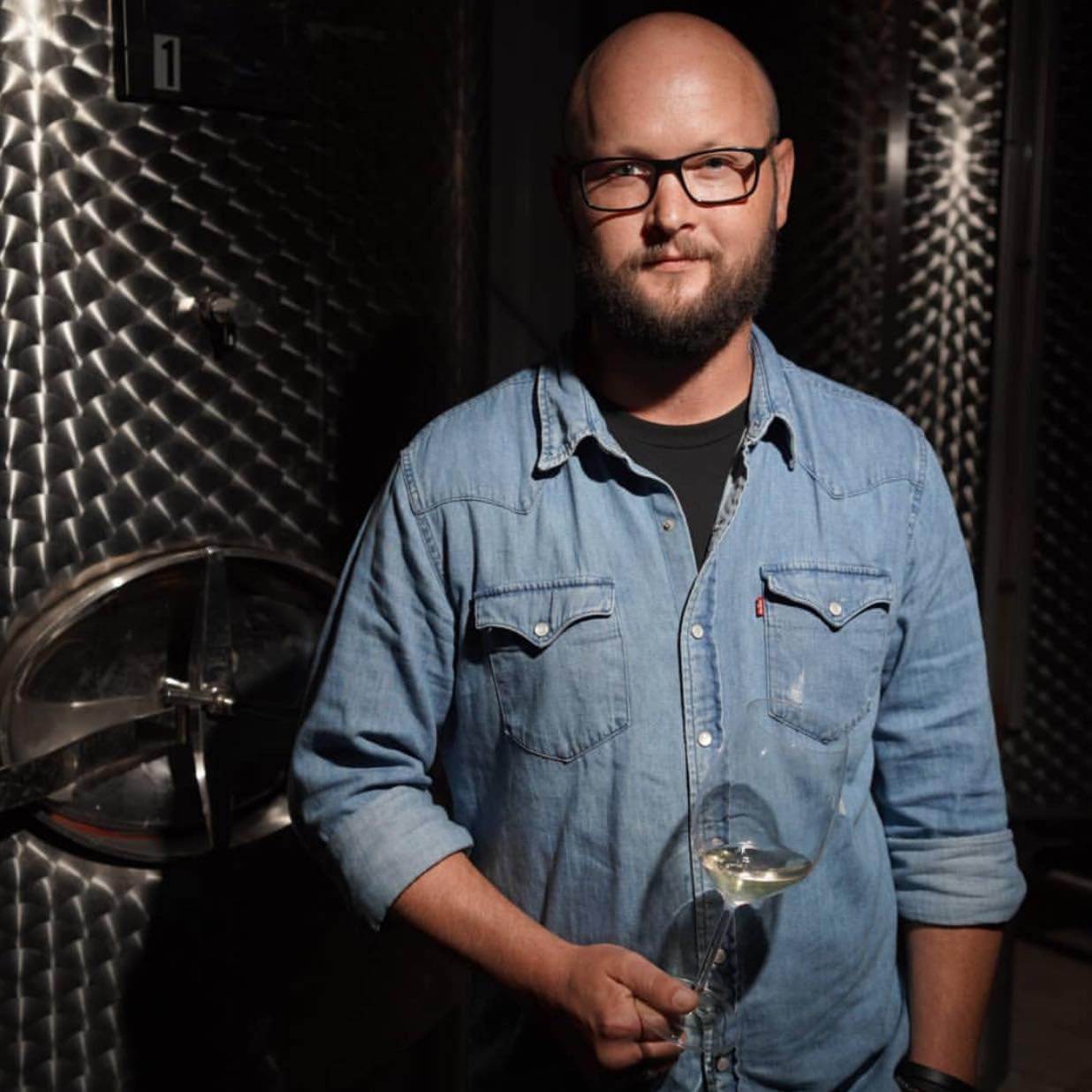Nathan Kendal Wine Maker - Photo