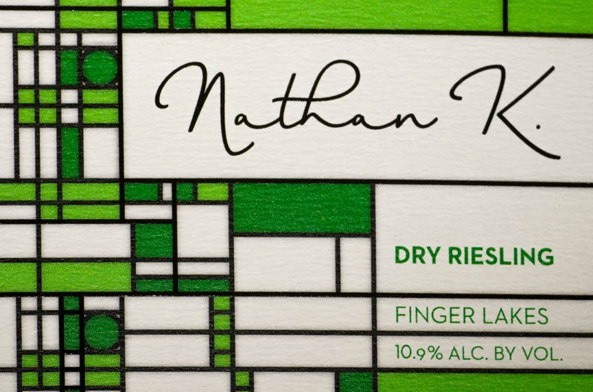 Nathan Kendall Dry Riesling