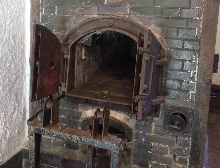 Crematorium, Flossenburg Camp