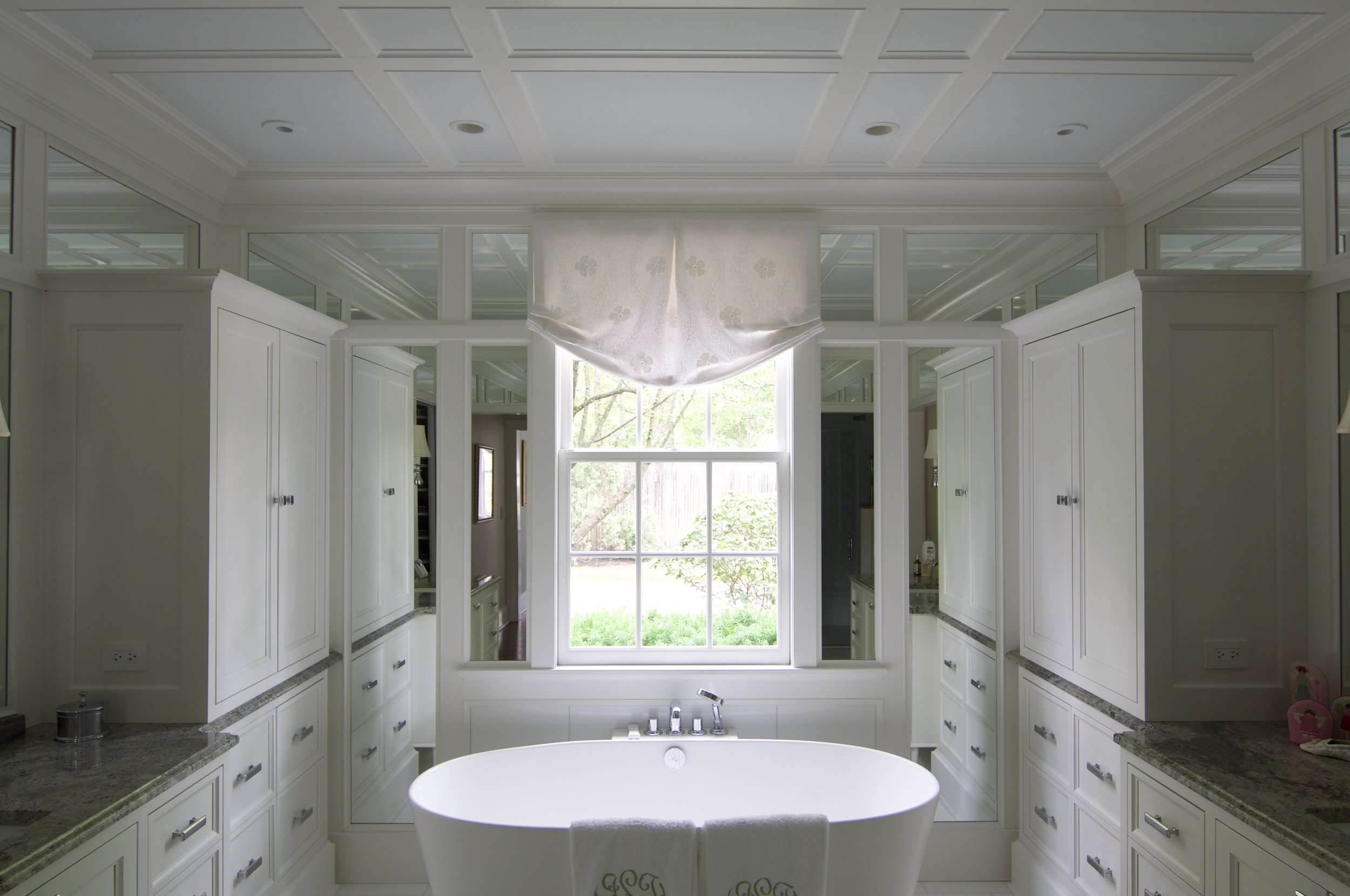 Lake Forest master bath