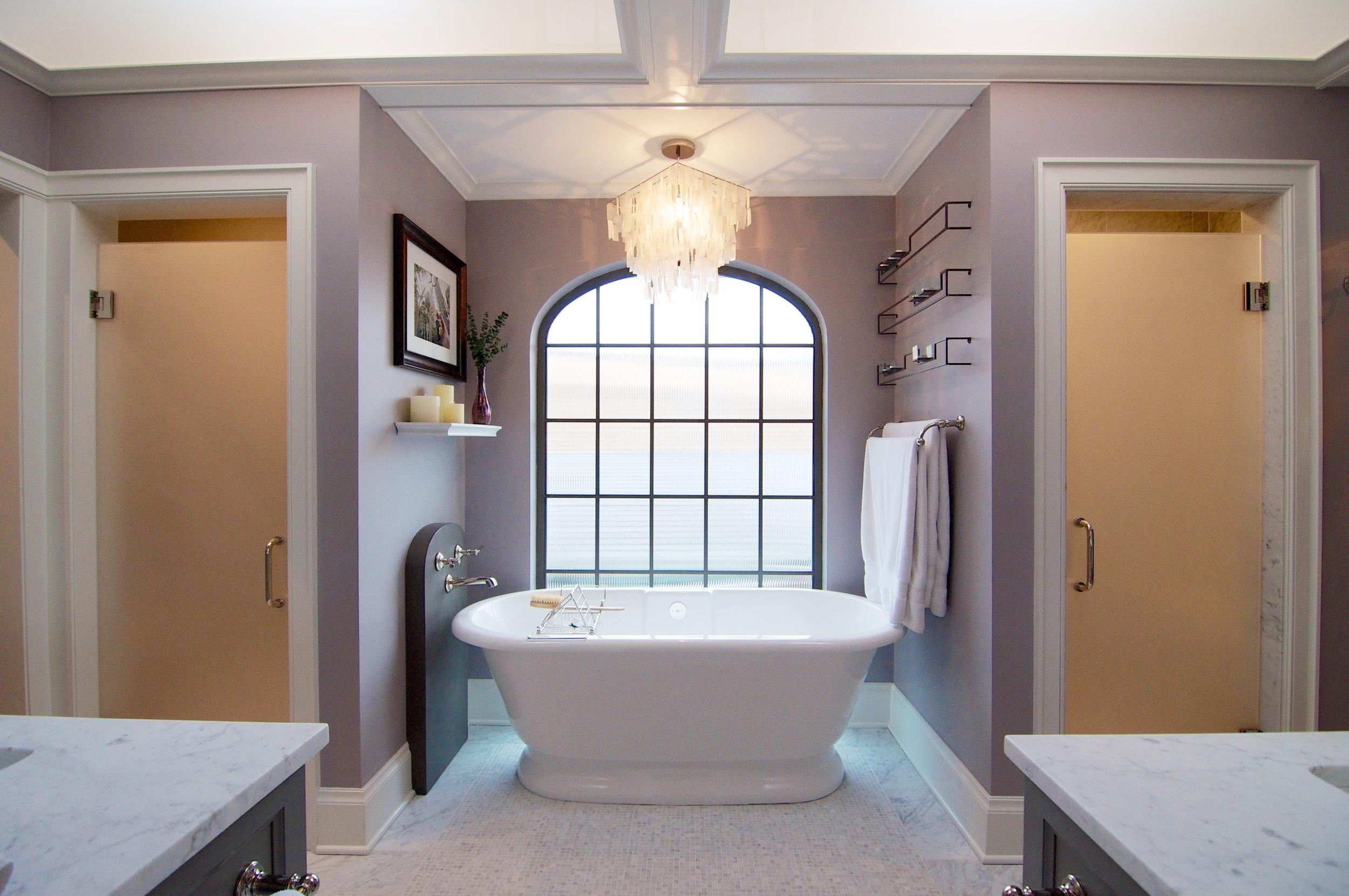 Bucktown master bath