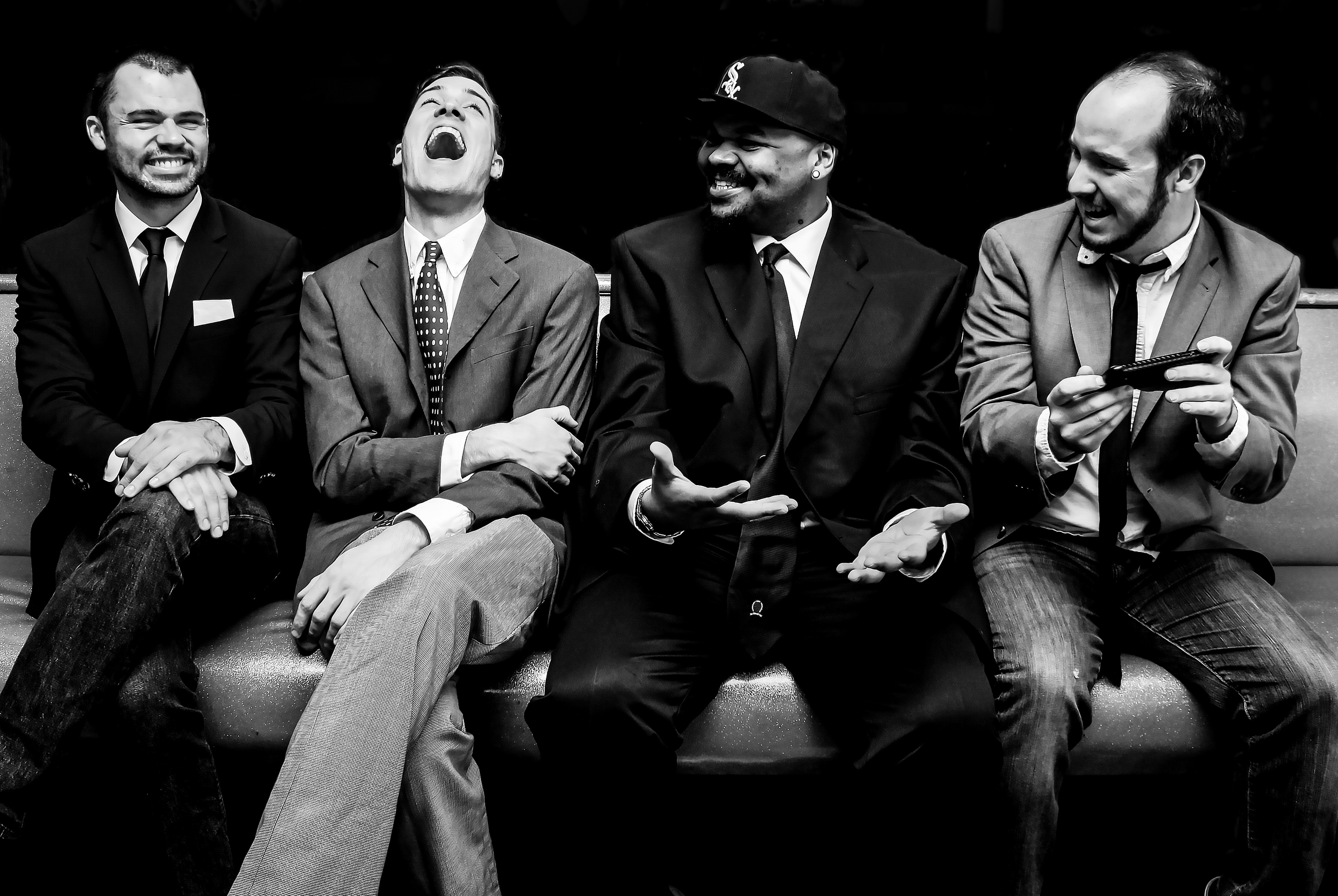 Rat Pack Comedy