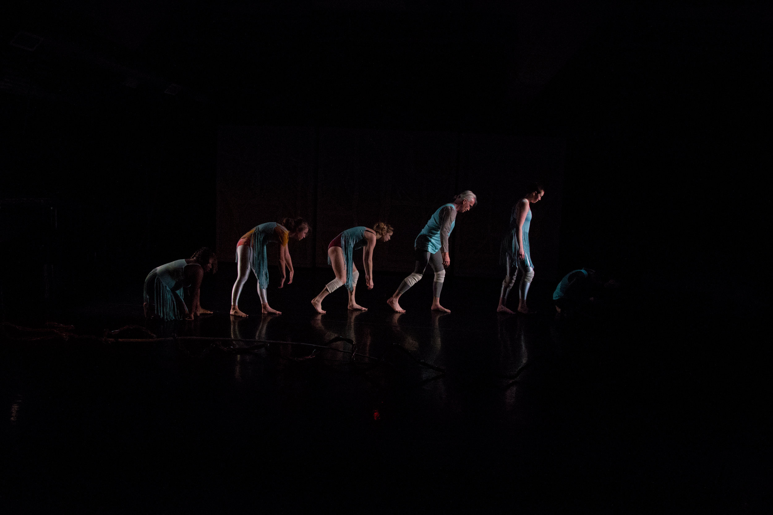Animolecules,   Quasimondo Physical Theatre