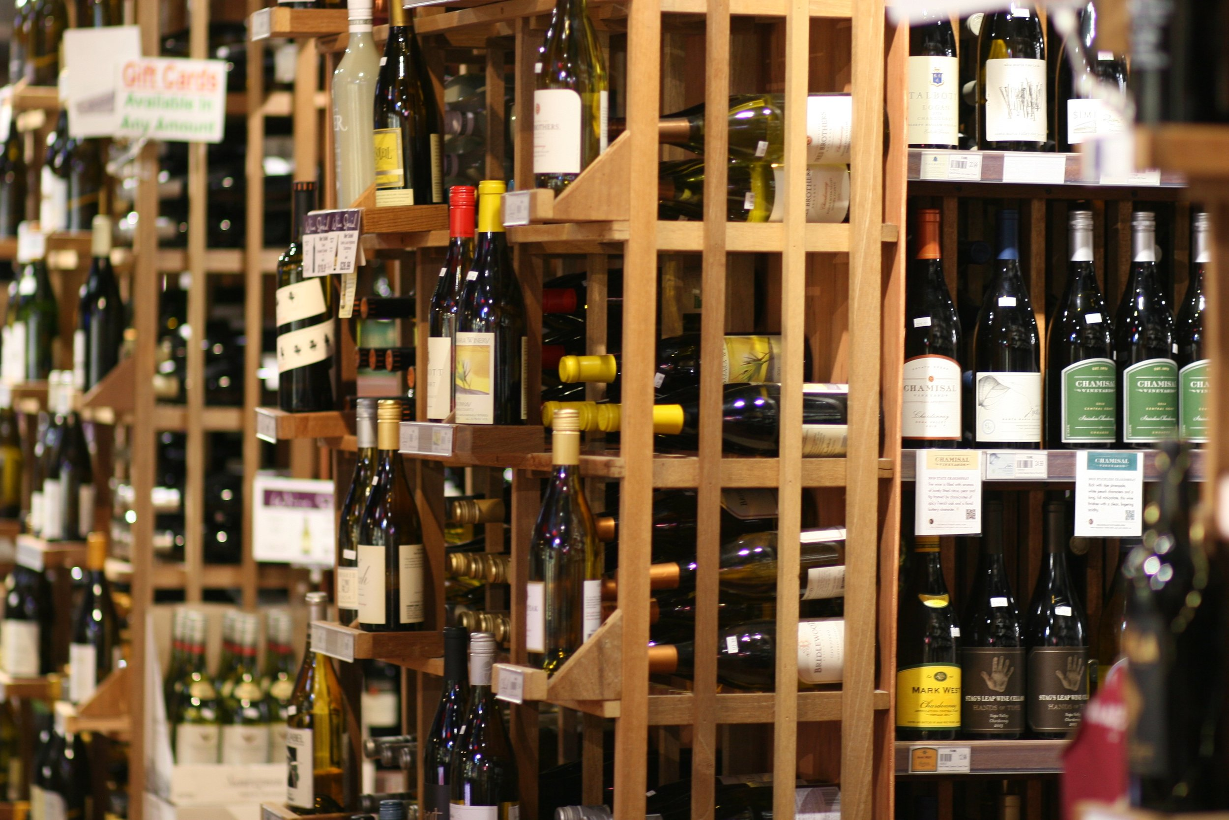 Colonial Wines Spirits