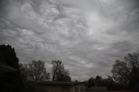 Asperitas Cloud Photo by Craig Johnson