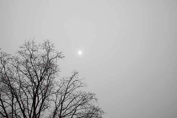Altostratus photo taken by Craig Johnson in Fort Dodge, Iowa, 10:45 A.M. ON 3-23-2018