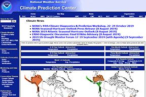 Climate Prediction & Data