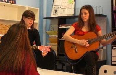 Songwriting with Lisa Loeb