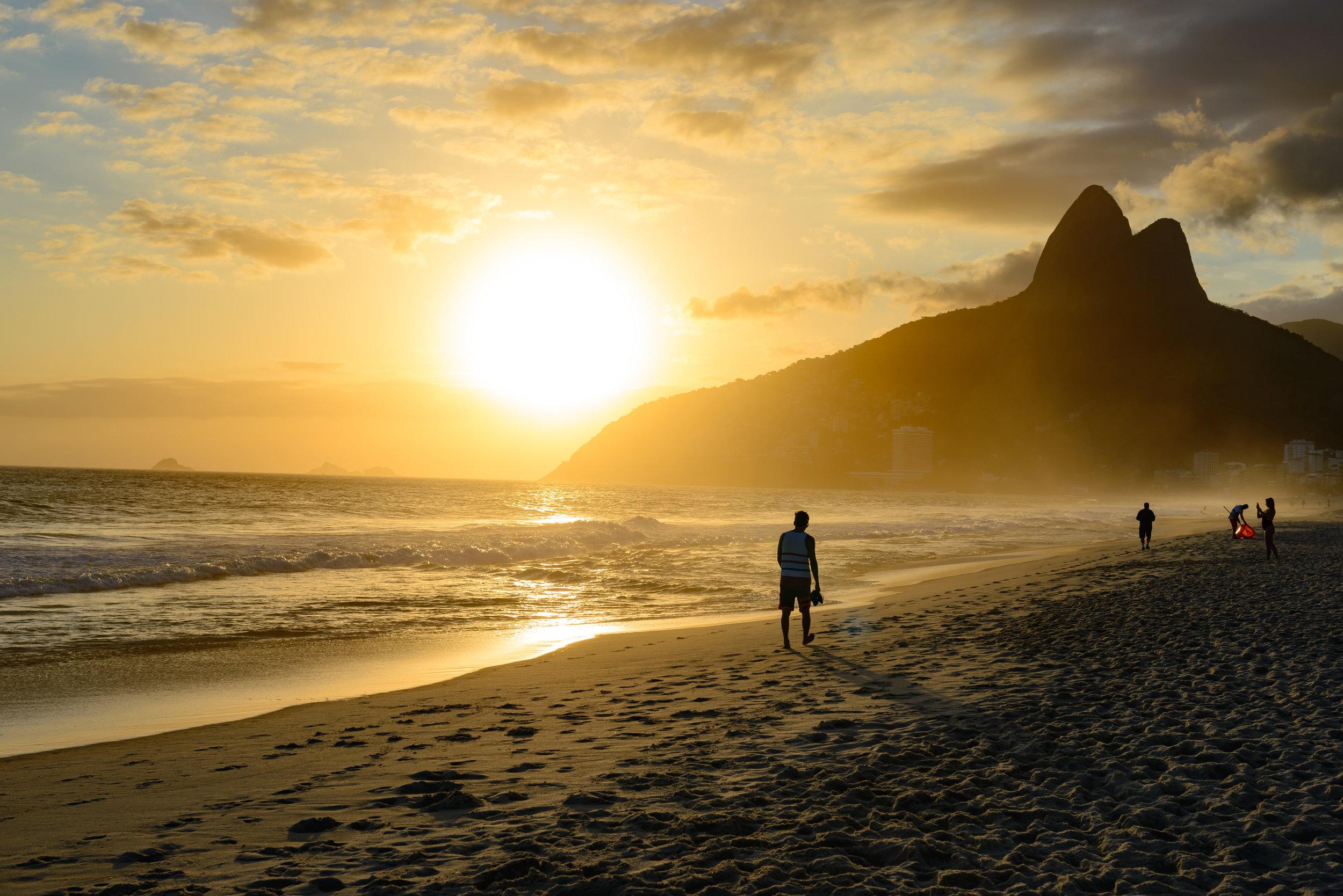 Ipanema Beach | Rio de Janeiro, Brazil