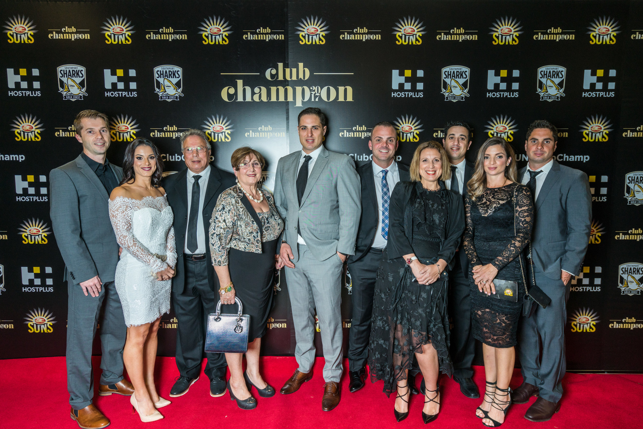 Gold Coast Suns Club Champion taken by Alex May