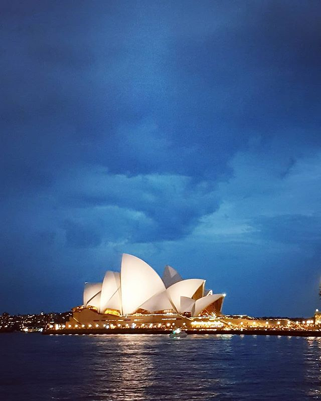 Pure beauty in architecture #visitsydney #sydneyoperahouse