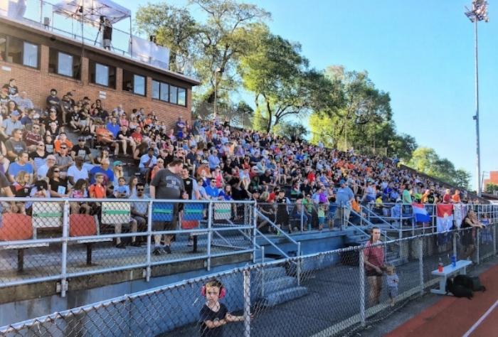 Dietz Stadium will host its first-ever NPSL playoff match on Saturday, July 15.