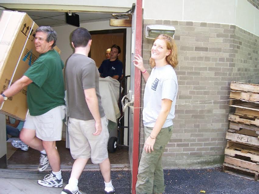 Second - Volunteers loading supplies..jpg