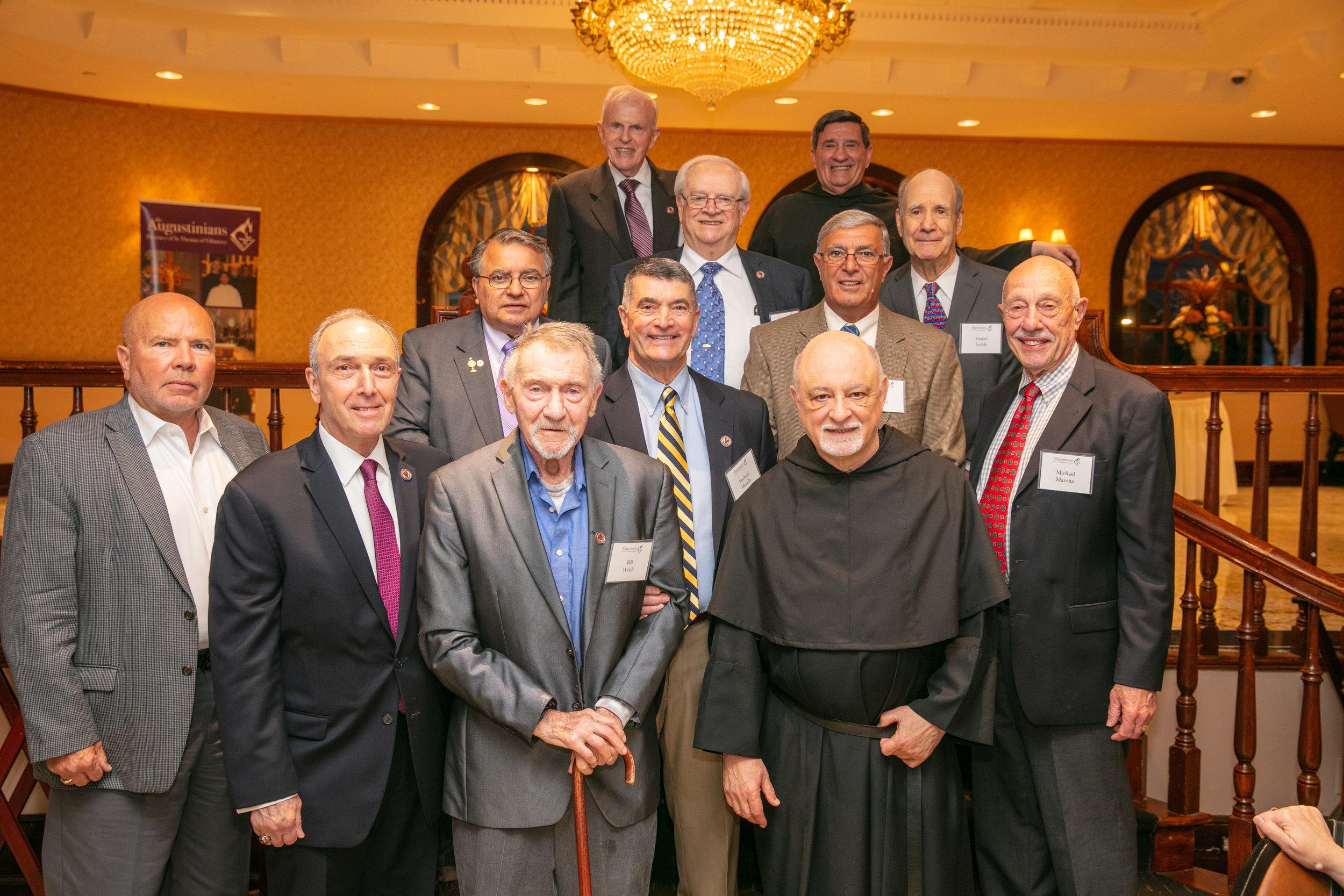 Augustinian Academy alumni