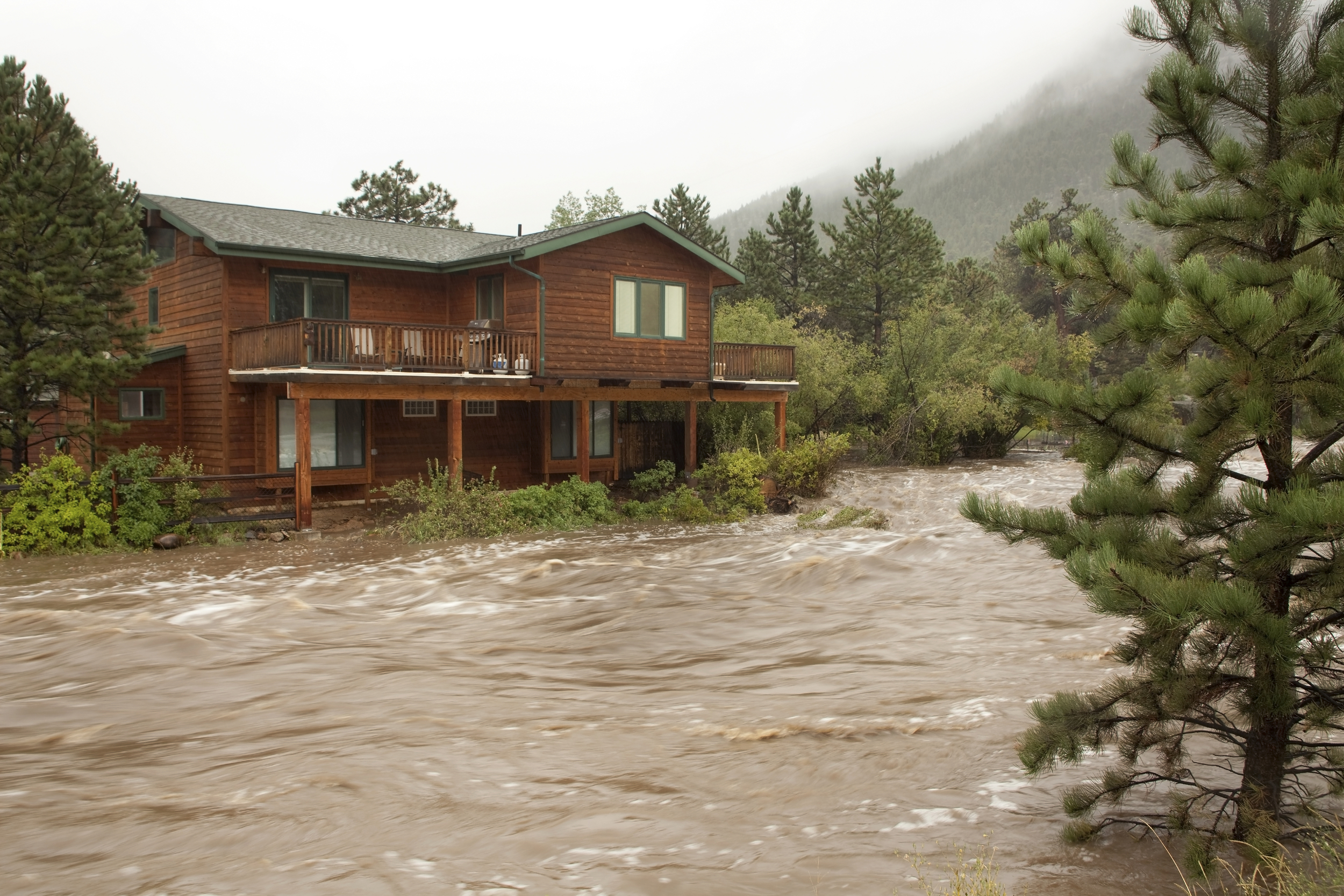 Floods that follow wildfires can be devastating to homes and communities in Colorado.