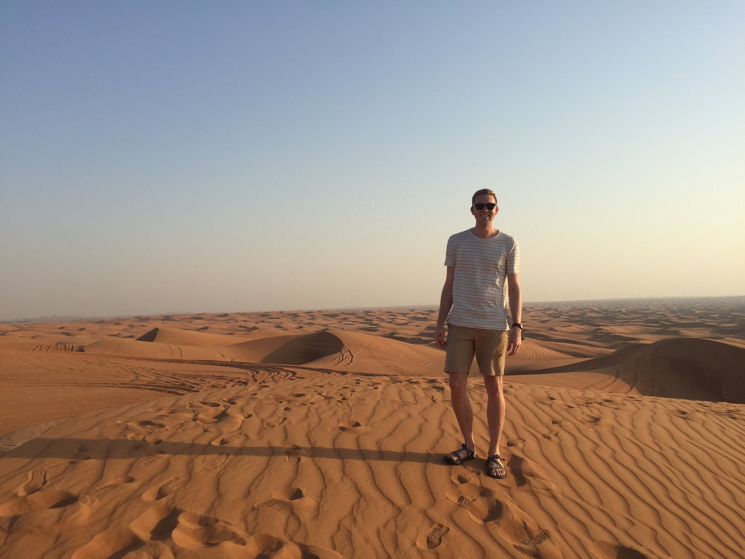 Arabian Desert, United Arab Emirates