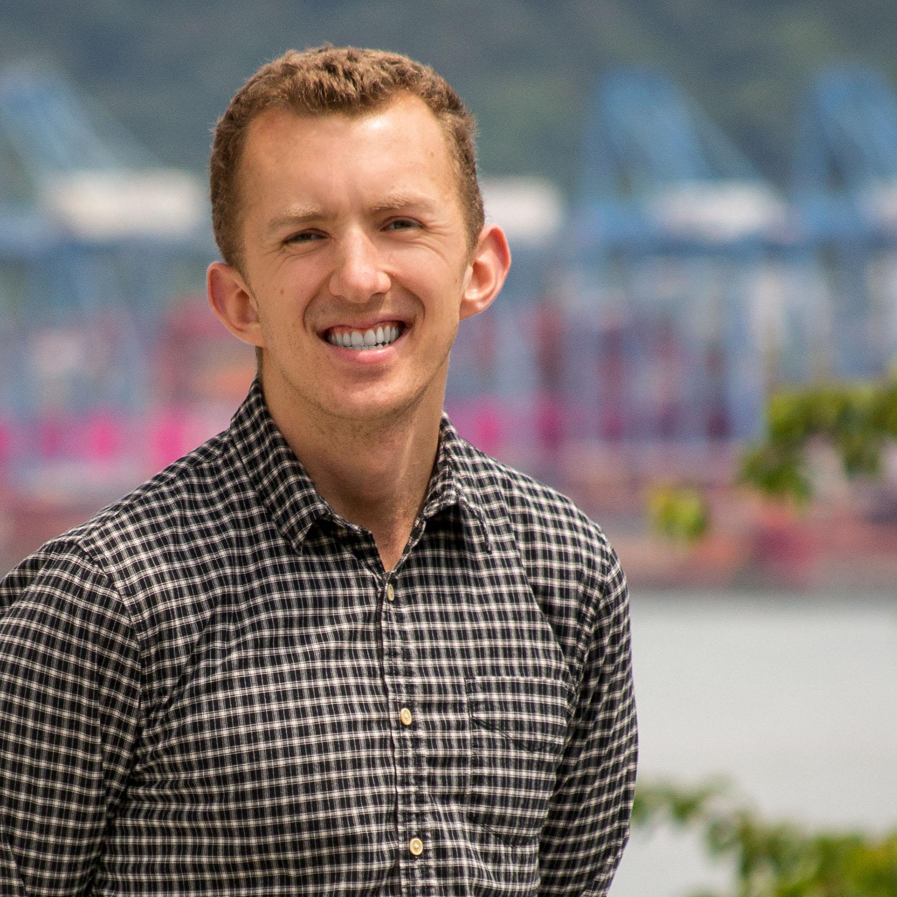 Jordan Wildish  Project Director