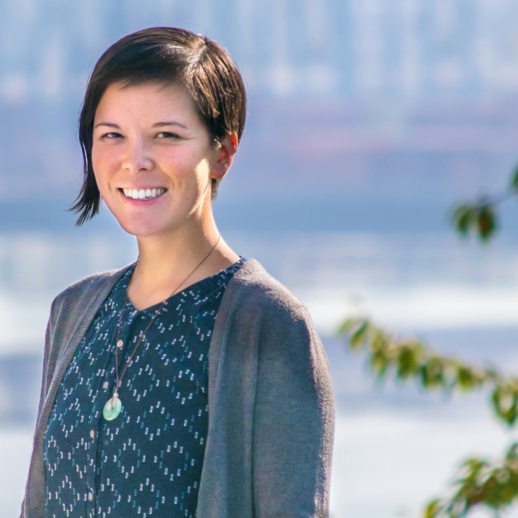 Rebecca Page  Project Director