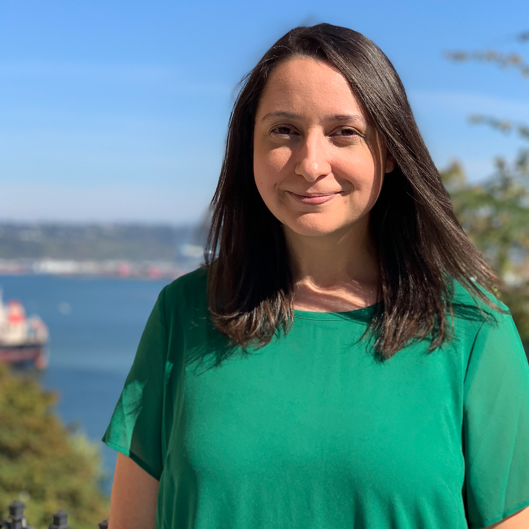 Maya Kocian  Managing Director