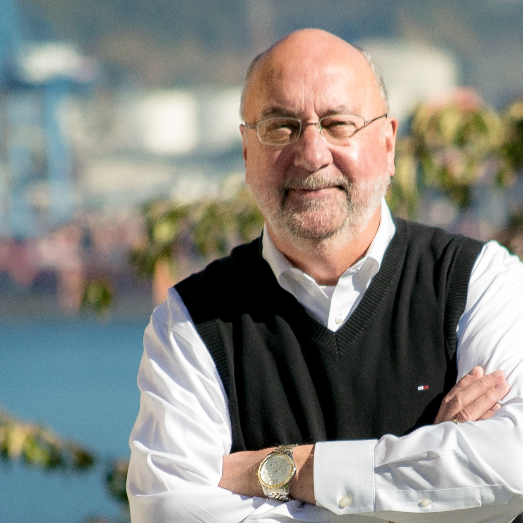 Mark Holcomb  Operations Director