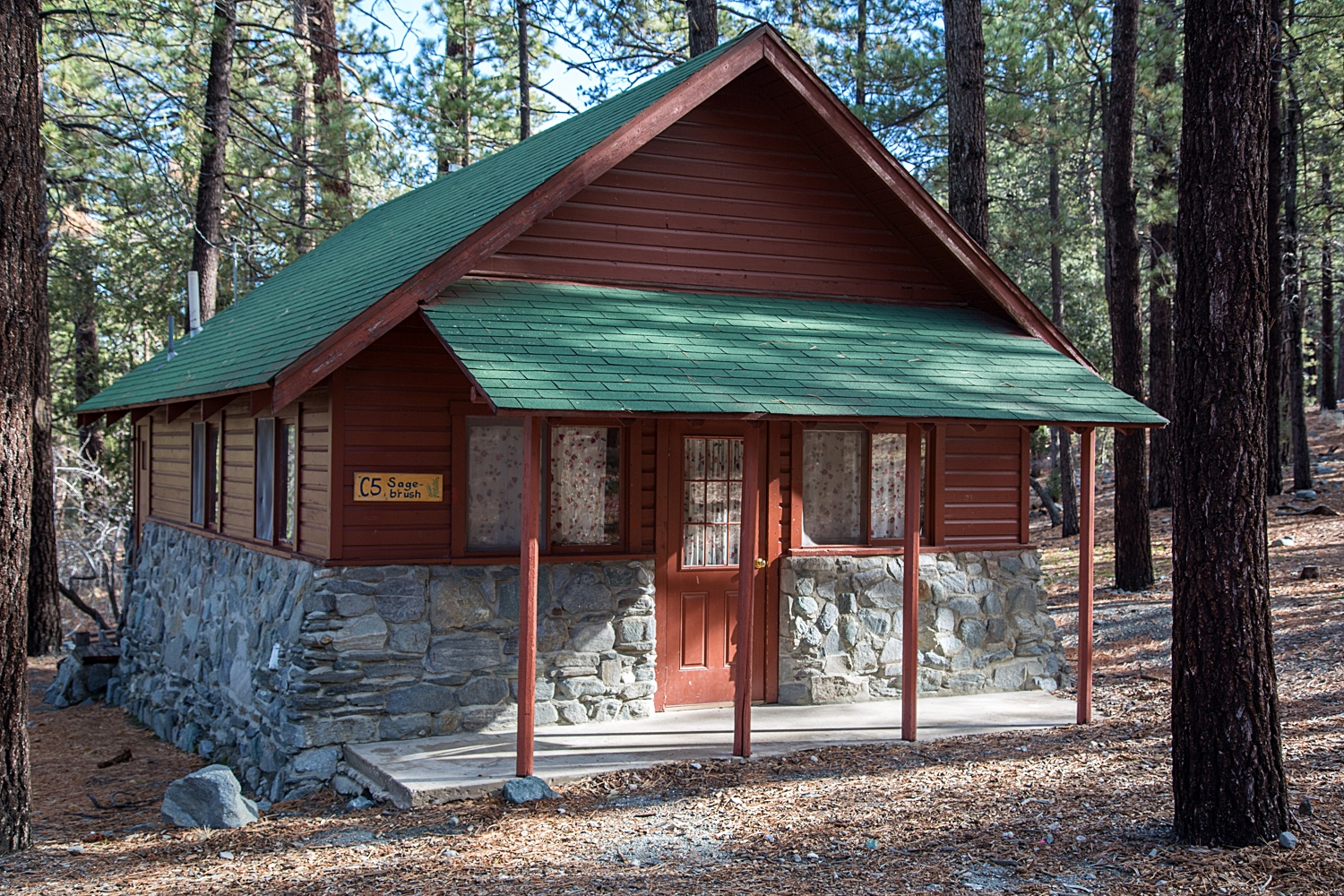 Student Lodging Cabin